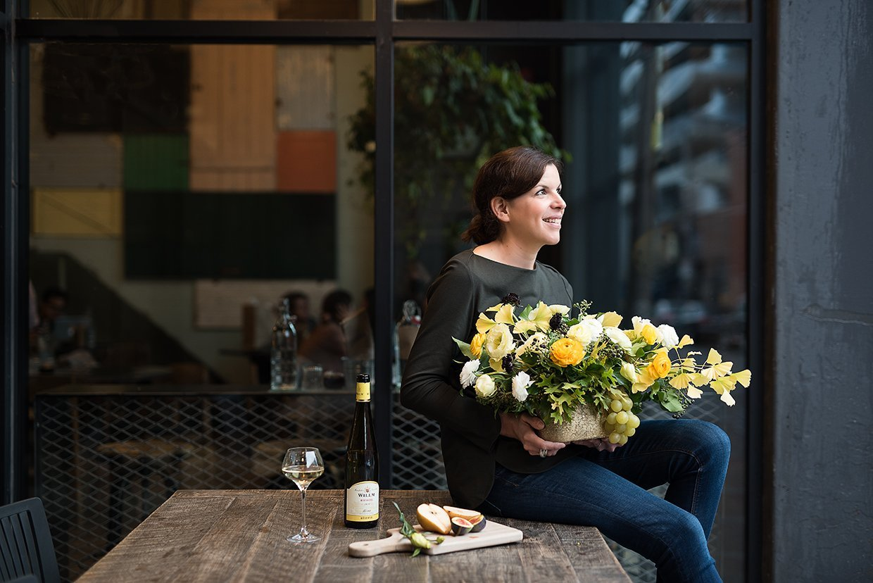 Prune les fleurs, Alsace, Marie des neiges Magnan